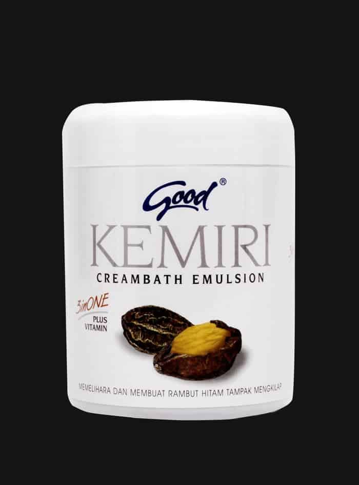 Good Creambath Kemiri Emulsion 3 in 1