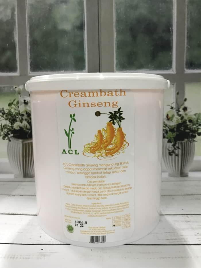 ACL Creambath Ginseng