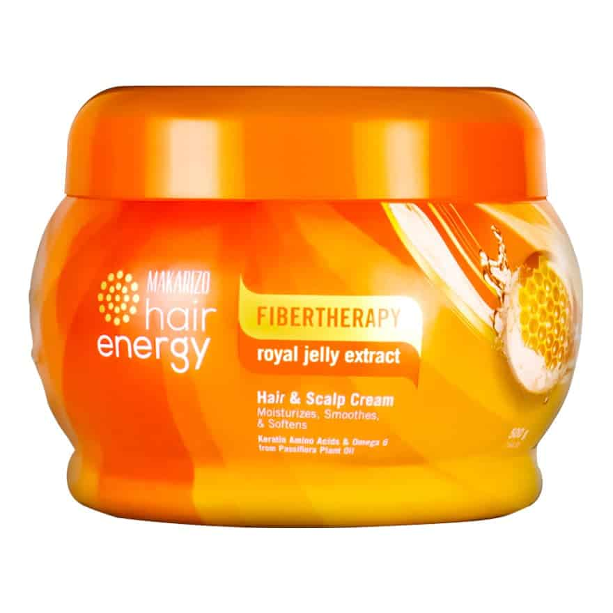 Makarizo Hair Energy Creambath Royal Jelly