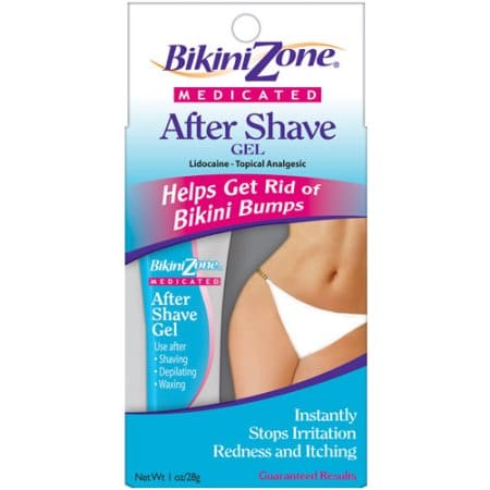 Ingrown hairs and razor bumps