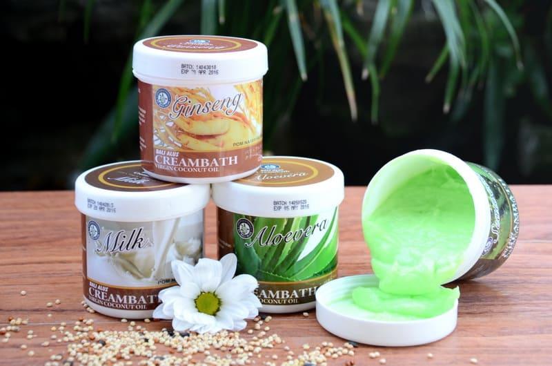 Bali Alus Creambath with VCO