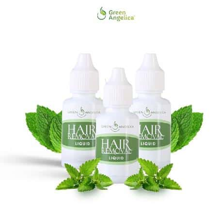 Green Angelica Hair Removal
