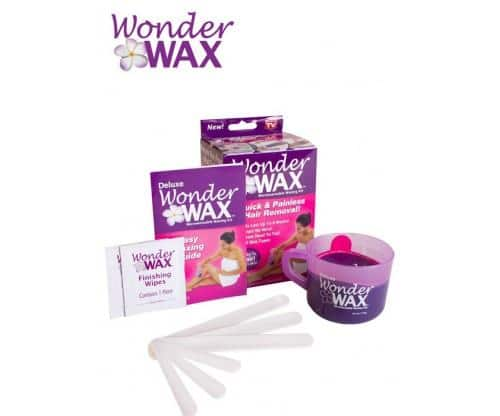 Wonder Wax Painless Hair Removal
