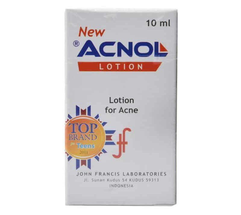 krim penghilang jerawat_Acnol Lotion For Acne (Copy)