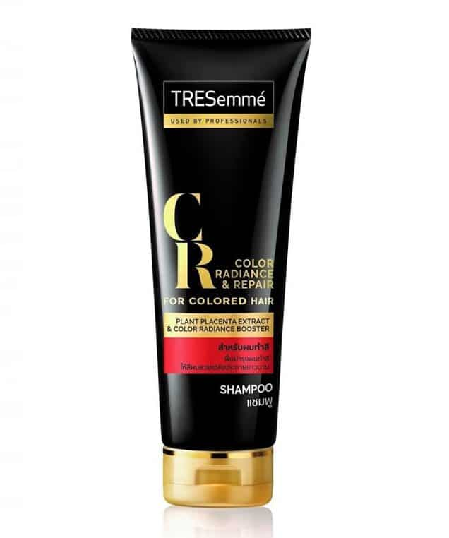merk shampo untuk rambut berwarna_TRESemme Color Radiance Repair For Colored haired (Copy)