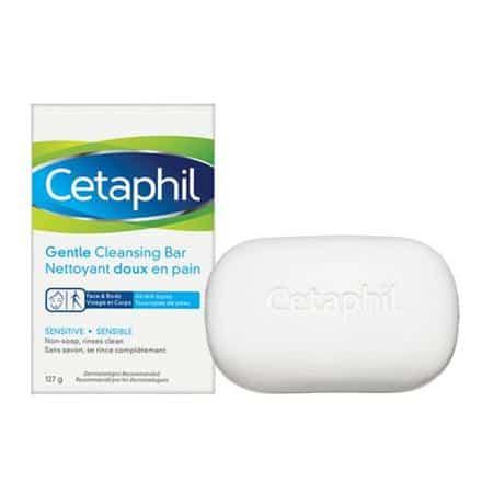 merk sabun muka yang bagus Cetaphil Gentle Cleansing Bar
