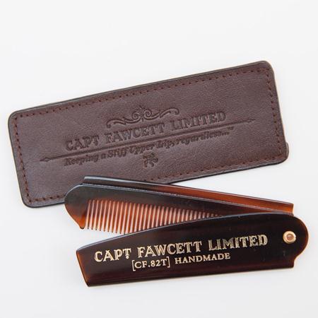 Capt Fawcett Limited CF.82T Folding Comb