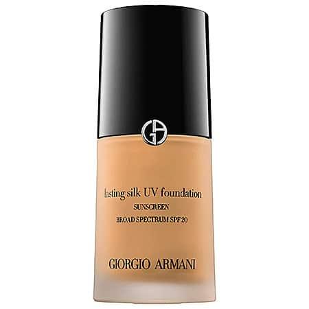 Giorgio Armani Beauty Lasting Silk UV Foundation SPF 20