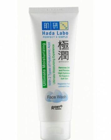 Hada Labo Ultimate Moisturizing Face Wash