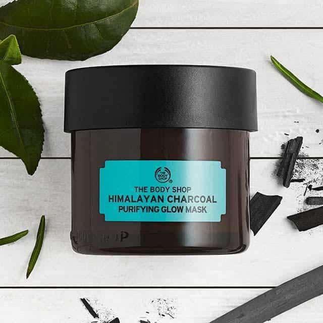 Masker wajah pria_1. The Body Shop Himalayan Charcoal Mask (Copy)