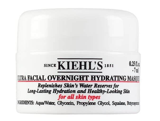 Masker wajah pria_10. KIEHL'S Ultra Facial Overnight Hydrating Masque (Copy)