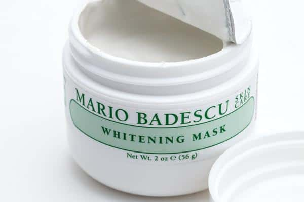 merk masker wajah untuk memutihkan Mario Badescu Whitening Mask