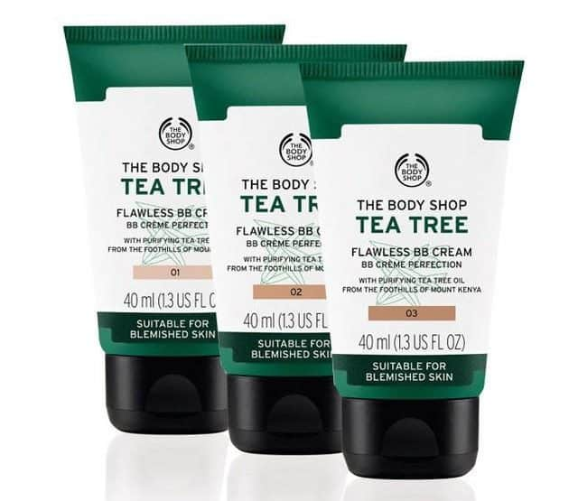Cream Body Shop Untuk Kulit Berjerawat  Paling Ampuh