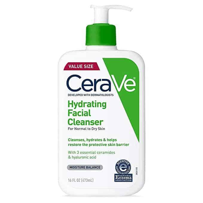 merk sabun untuk kulit sensitif_CeraVe Hydrating Facial Cleanser (Copy)