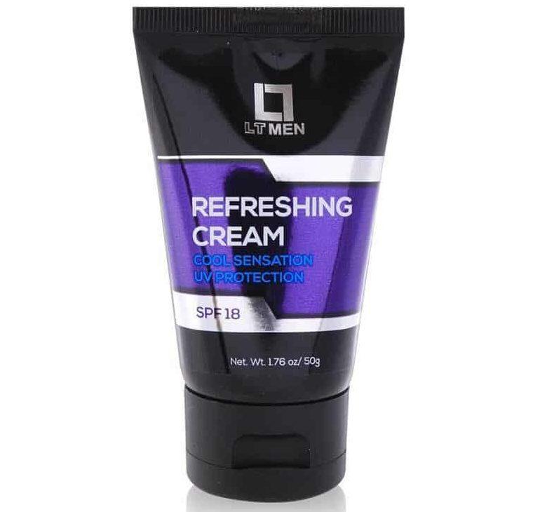 pelembab wajah untuk pria_LT Men Refreshing Cream Cool Sensation (Copy)