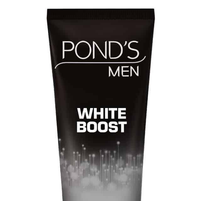 pelembab wajah untuk pria_Ponds Men White Boost Moisturizer (Copy)