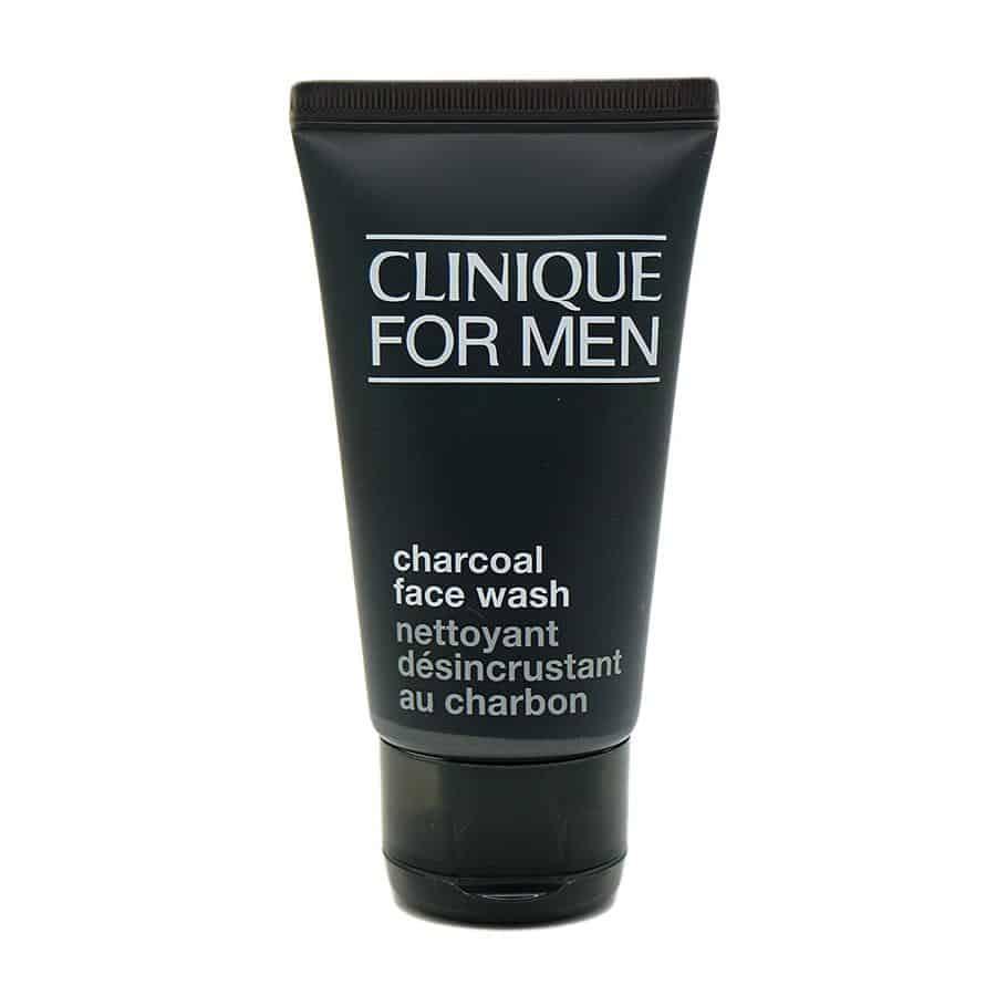 pembersih wajah untuk pria_Clinique For Men Charcoal Face Wash (Copy)