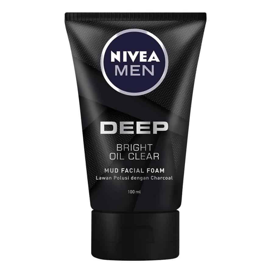 pembersih wajah untuk pria_Nivea Men Deep Oil Clear (Copy)