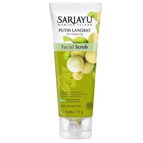 Sariayu Facial Scrub