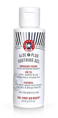 First Aid Beauty Aloe Plus Soothing Gel