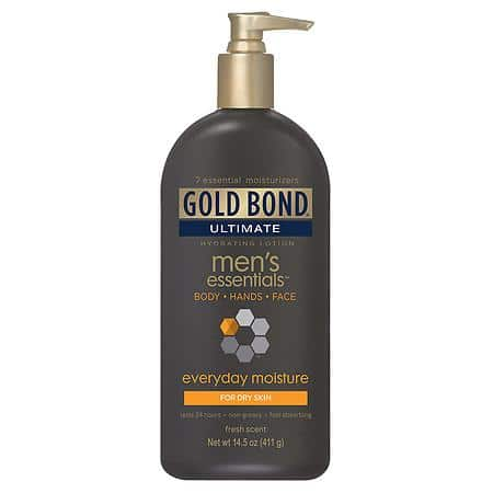 Gold Bond Men's Everyday Lotion
