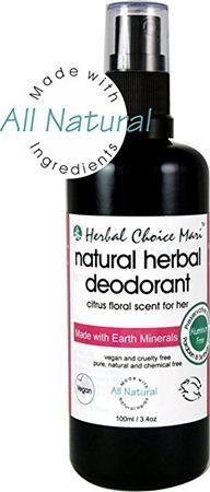 Herbal Choice Mari Natural Deodorant For Her