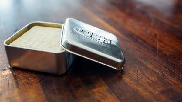 LUSH Cosmetics Buffy Body Butter