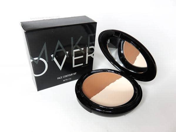 Make Over Face Contour Kit Merk Highlighter Makeup yang Bagus