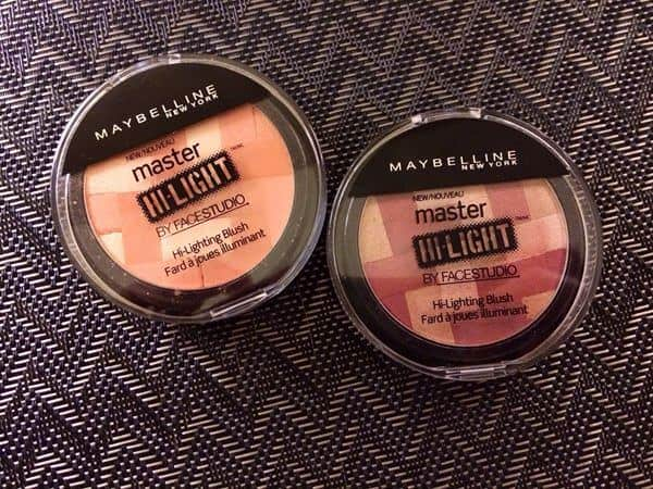 Maybelline FaceStudio Master Hi-Lighting Blush and Bronzer