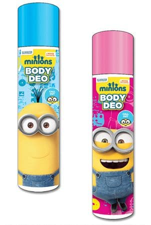 Minions Body Deo
