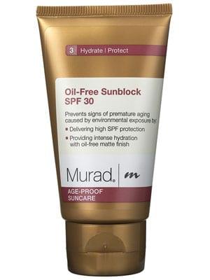 Murad Oil Free Sunscreen Broad Spectrum SPF 30