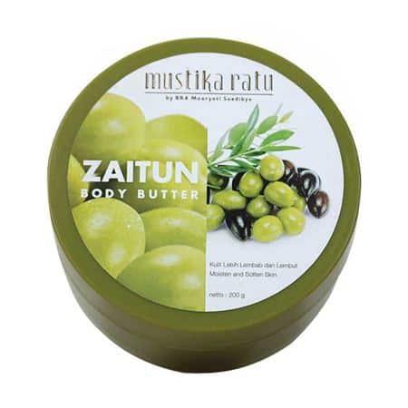 Mustika Ratu Zaitun Body Butter