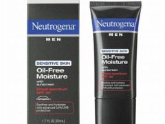 Neutrogena Men Sensitive Skin Oil Free Moisture