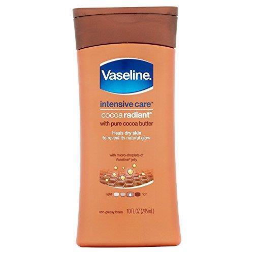 merk body lotion untuk kulit kering_Vaseline Intensive Care Cocoa Radiant Lotion (Copy)