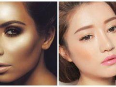 perbedaan makeup