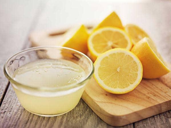 gunakan lemon