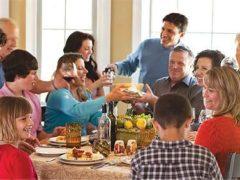 Meluangkan waktu dengan keluarga