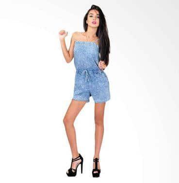 model baju untuk wanita bertubuh pendek