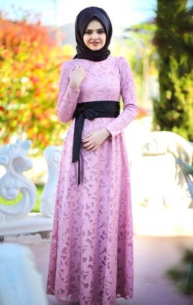 model kebaya long dress
