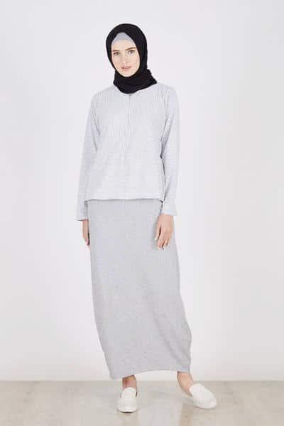 Model Baju Untuk Orang Kurus Pendek Berhijab - Model Baju ...