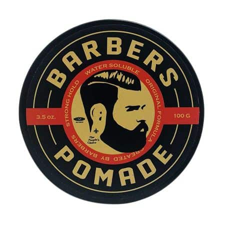 Barbers Pomade Water Soluble