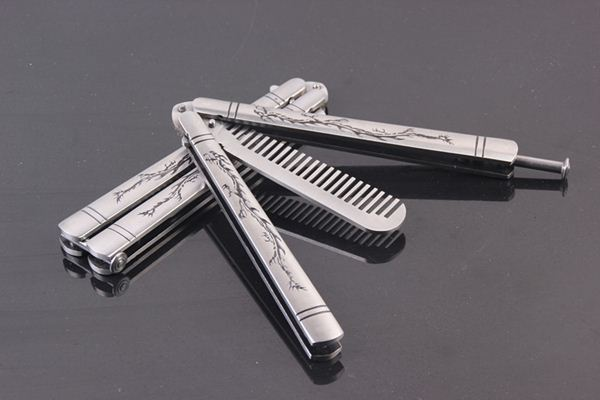Benchmade Dragon Butterfly Comb Balisong