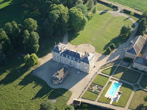 Chateau de Varennes, Perancis