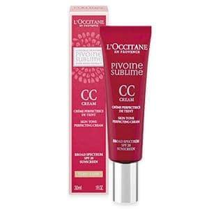 L'OCCITANE Pivoine Sublime CC Cream