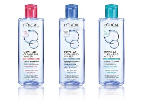 L'Oreal Micellar Water