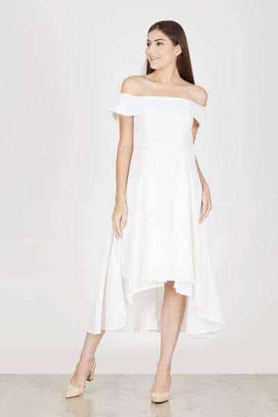 Hi-Lo Gown