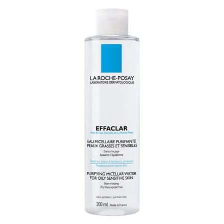 La Roche Posay Effaclar Micellar Water Purifying Micellar Water for Oily and Sensitive Skin