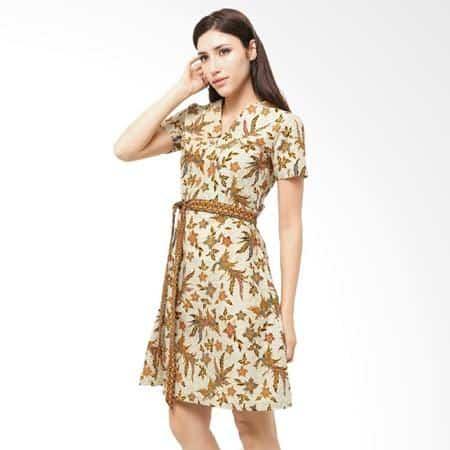Dress Batik Untuk Orang Gemuk