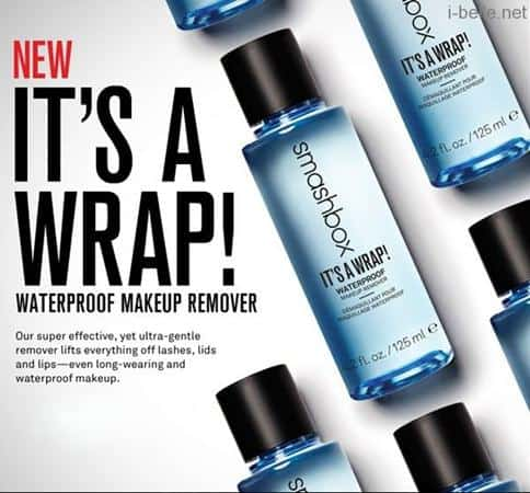 Smashbox It's A Wrap Waterproof Makeup Remover