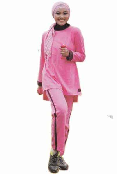 model baju olahraga muslimah